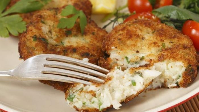 Рецепт рыбных котлет из щуки с салом