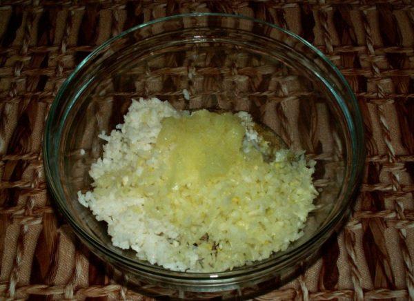 добавить картофелину