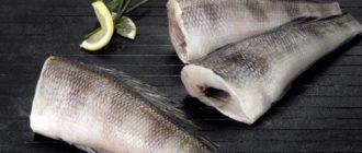 Нототения что за рыба как готовить