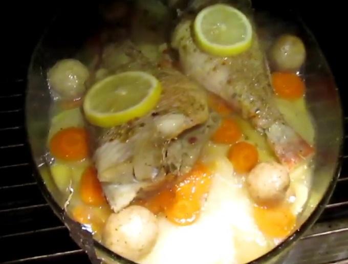 Готовое блюдо через 40 минут