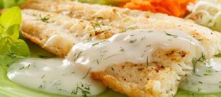 Рецепты приготовления рыбы