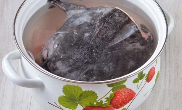 отварить рыбу