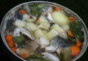 отварить суп