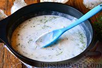 Фото приготовления рецепта: Рыбный суп из хека - шаг №15