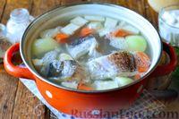 Фото приготовления рецепта: Рыбный суп из хека - шаг №5