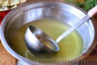 Фото приготовления рецепта: Рыбный суп из хека - шаг №7