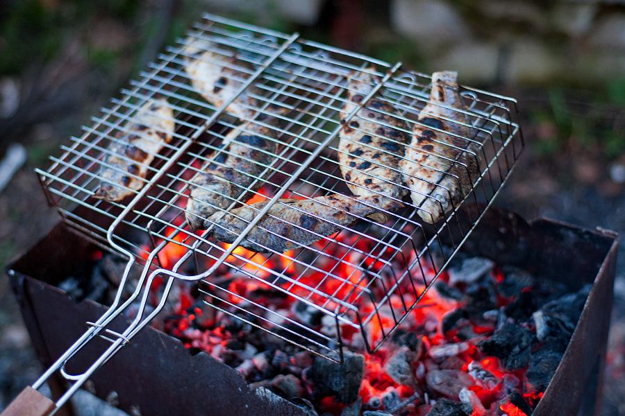 Как пожарить рыбу намангале