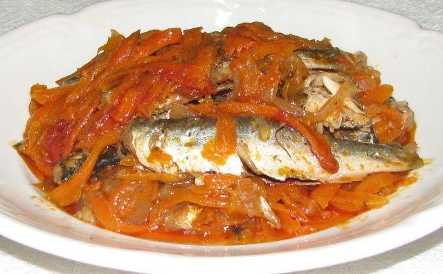 Рецепт с луком и морковью