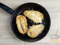 Фото приготовления рецепта: Жареная салака в кляре - шаг №11