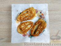 Фото приготовления рецепта: Жареная салака в кляре - шаг №12