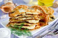 Фото приготовления рецепта: Жареная салака в кляре - шаг №14