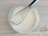 Фото приготовления рецепта: Жареная салака в кляре - шаг №6