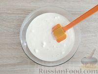 Фото приготовления рецепта: Жареная салака в кляре - шаг №8