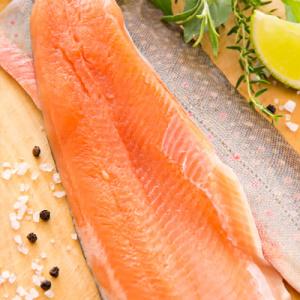 Вкусный рецепт домашнего посола красной рыбы