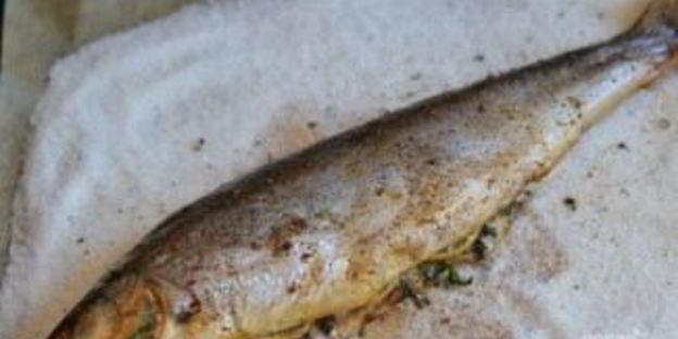 рыба голец в духовке1