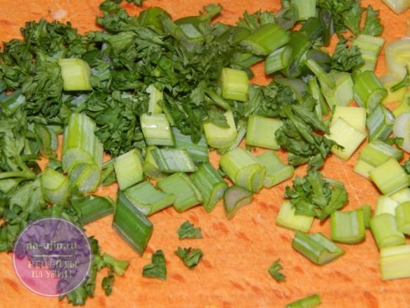 Рецепт салата с консервированным тунцом и рисом 6
