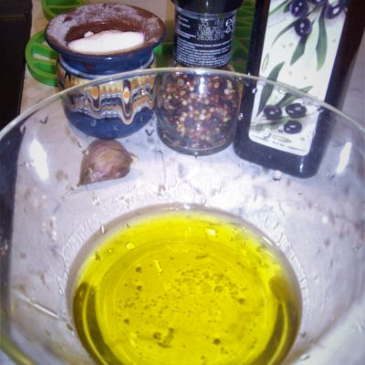 Фото рецепта - Креветки в кляре - шаг 2