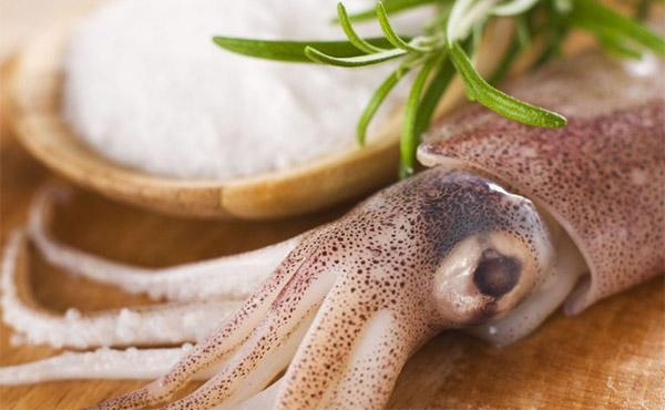 Сколько минут варить филе кальмара