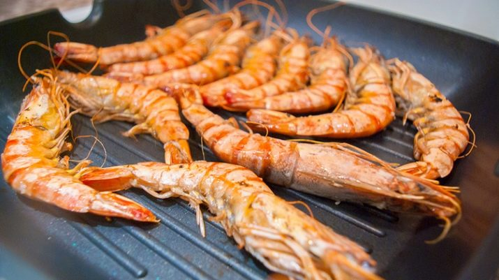 Креветка ботан – как приготовить вкусно