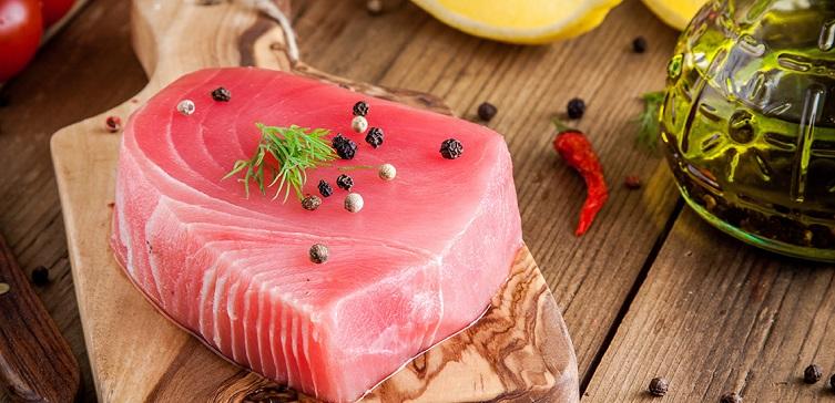 Как приготовить тунца свежемороженого вкусно