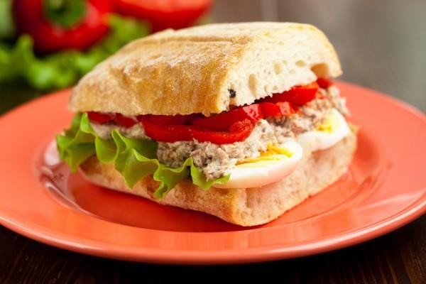 рецепт сендвича