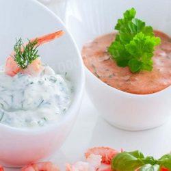 Соус для креветок – рецепт приготовления