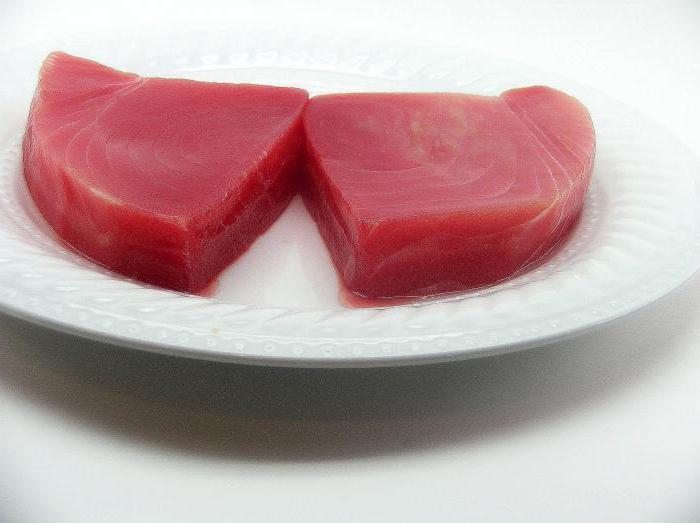 стейк из тунца рецепты