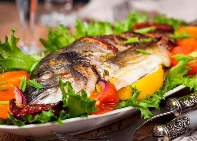 гарнир к запеченной рыбе