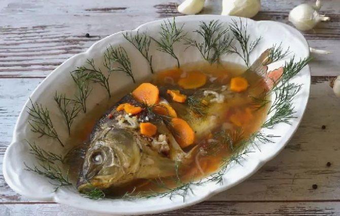Как приготовить заливное без добавления желатина