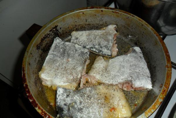 Рыба нерка – рецепты приготовления