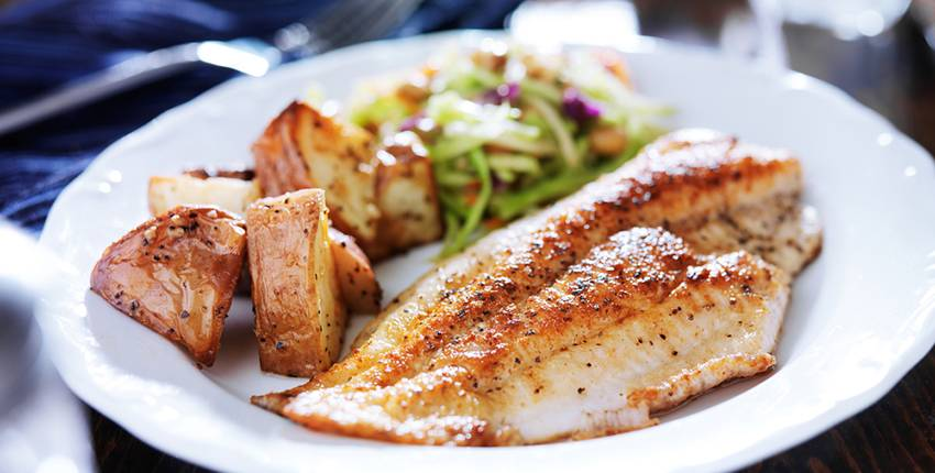 Вкусная ли рыба чавыча и как ее готовят