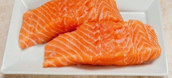Как хранить соленую красную рыбу