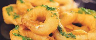 Кальмары в кляре рецепты приготовления самый вкусный