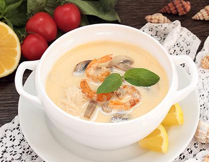 Рецепты приготовления супов из морских коктейлей