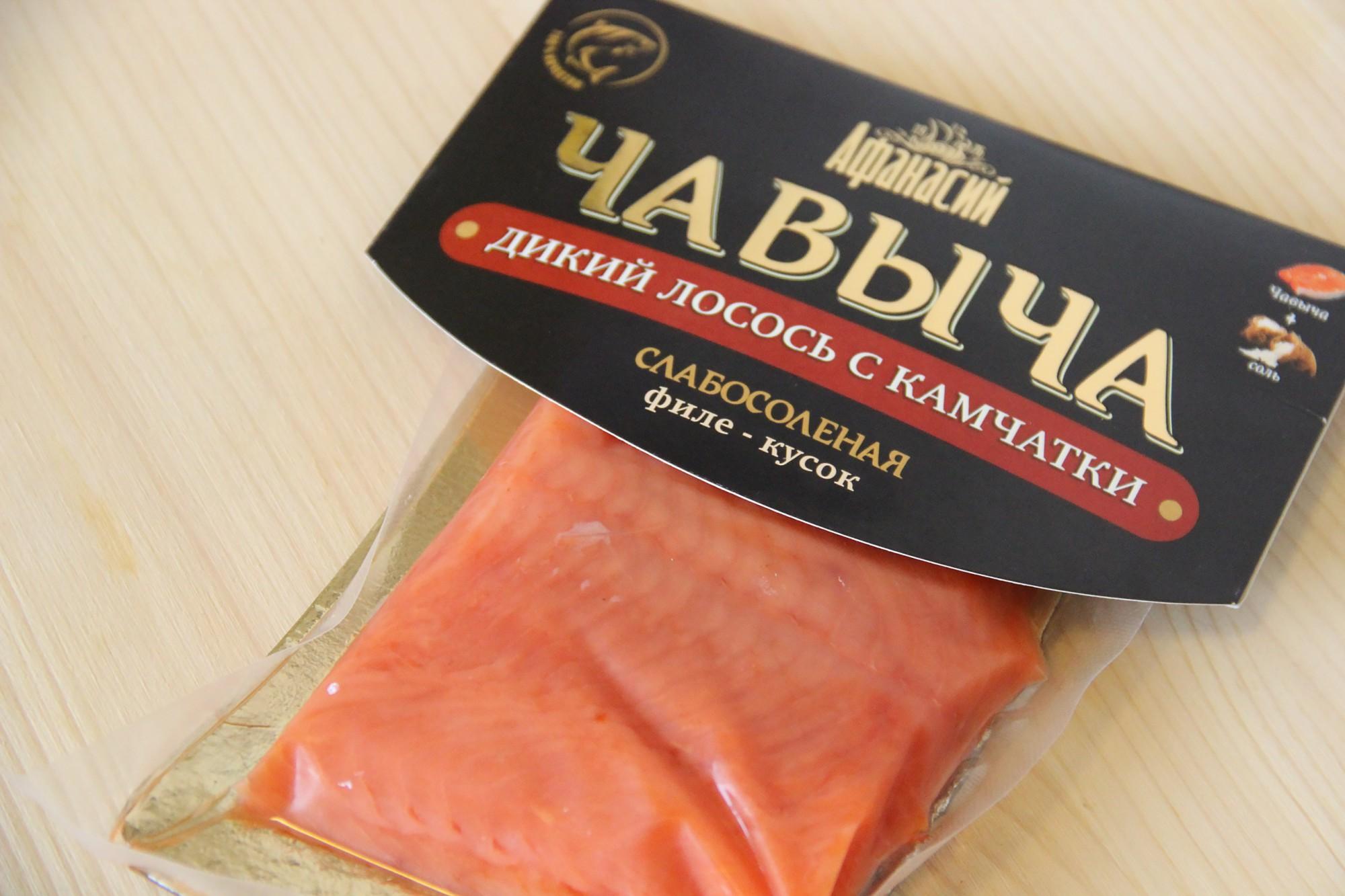 рода тихоокеанских лососей