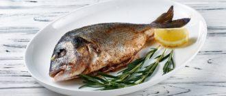 Дорадо что за рыба