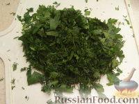 Фото приготовления рецепта: Запеченные рулеты из семги в лаваше - шаг №3