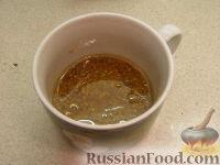 Фото приготовления рецепта: Запеченные рулеты из семги в лаваше - шаг №5