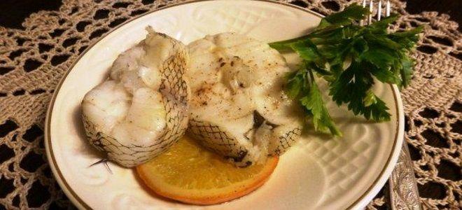 как готовить макрурус на сковороде