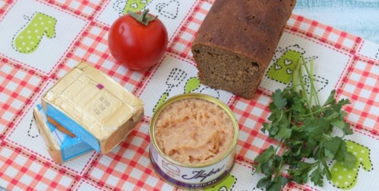 Бутерброды с икрой на праздничный стол