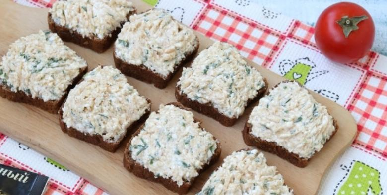 Бутерброды с икрой на праздничный стол — 7 простых рецептов этап 23