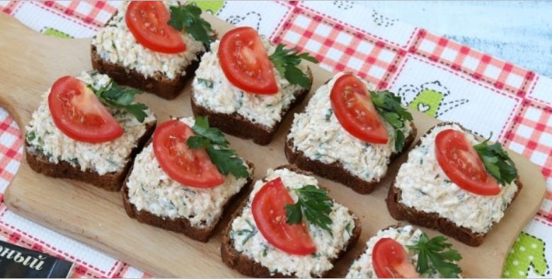 Бутерброды с икрой на праздничный стол — 7 простых рецептов этап 24