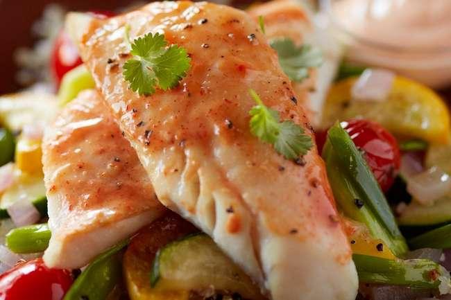 Филе минтая в пароварке: классический рецепт со специями