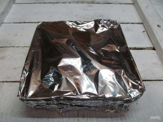 Как приготовить хек в духовке с картошкой 6
