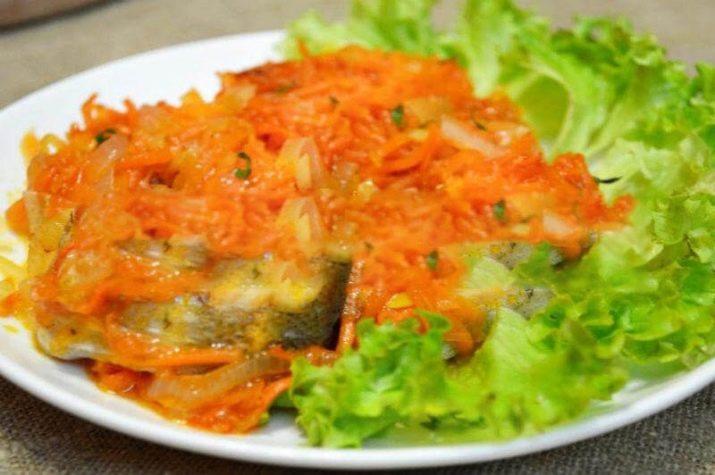 Рыба сайда – рецепты приготовления