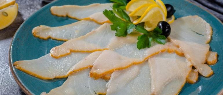 Бутерброды с масляной рыбой