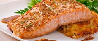 Как приготовить лосось в духовке сочной и мягкой