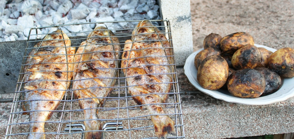 Маринад для рыбы на мангале