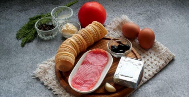 Закуски в тарталетках — 10 простых и вкусных рецептов на праздничный стол этап 3