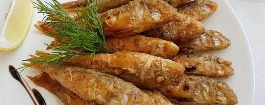 Рецепт барабульки жареной на сковороде